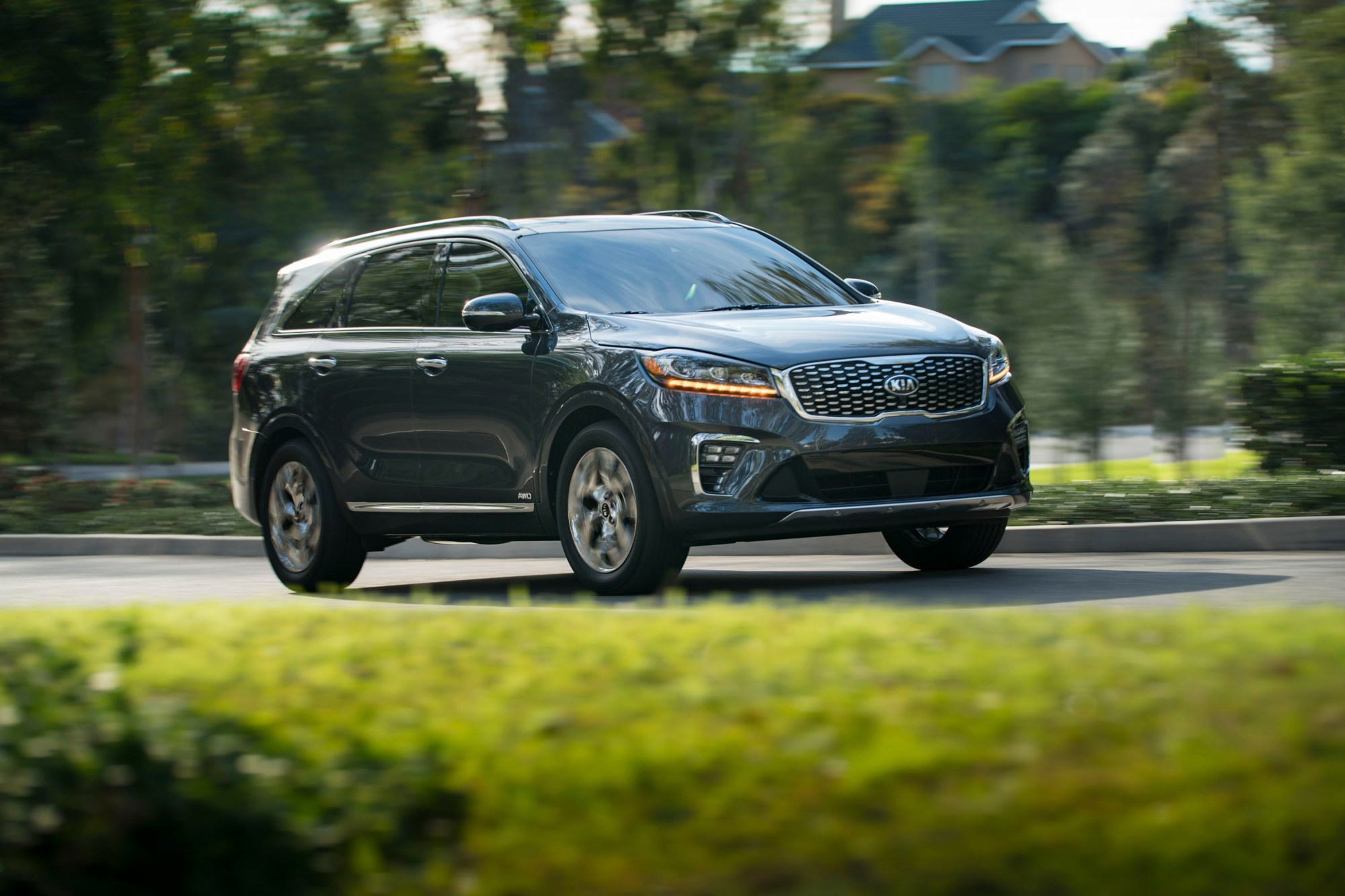 hight resolution of updated kia sorento unveiled in l a with new features diesel engine confirmed top speed