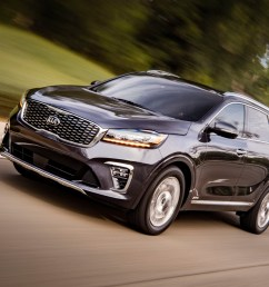 updated kia sorento unveiled in l a with new features diesel engine confirmed [ 3000 x 2000 Pixel ]