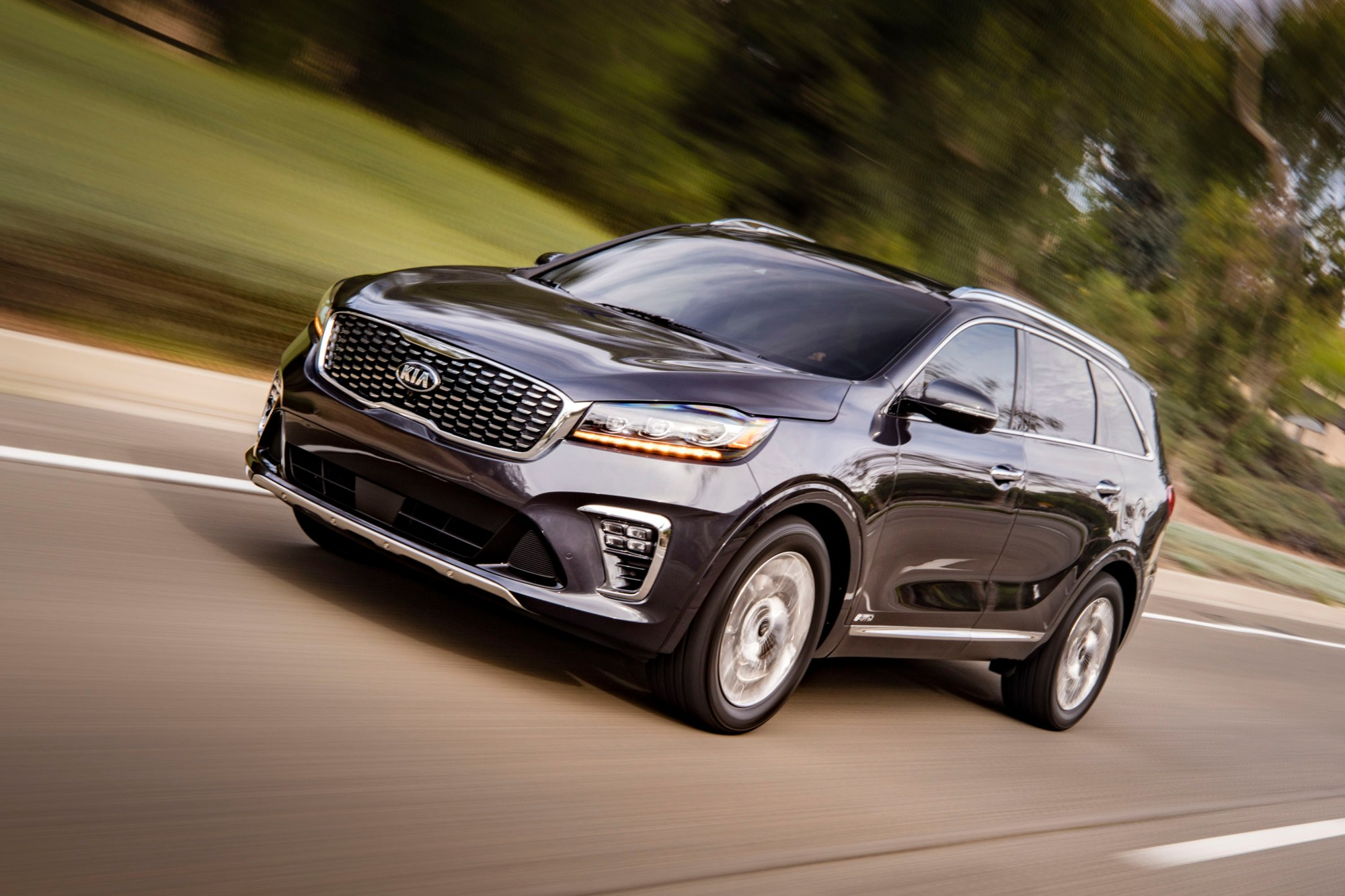 hight resolution of updated kia sorento unveiled in l a with new features diesel engine confirmed