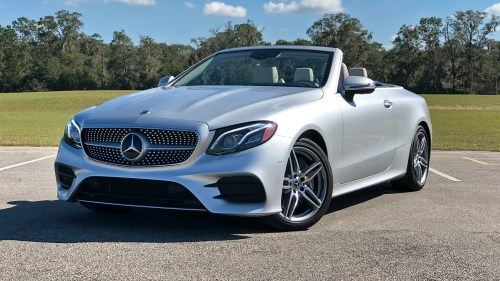 small resolution of 2018 mercedes benz e400 cabriolet quick drive