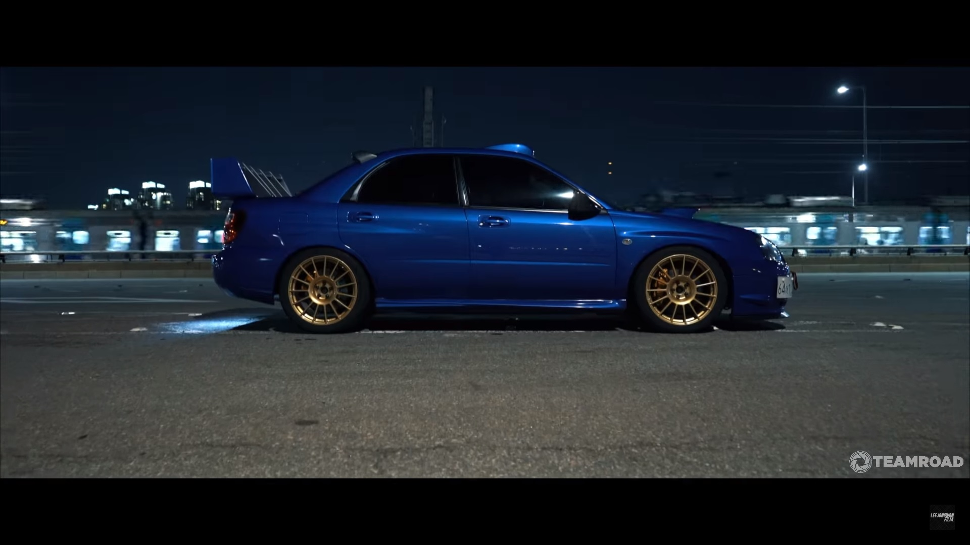 The City Rallyist Attacks The Night In A Subaru WRX STI Video News  Top Speed