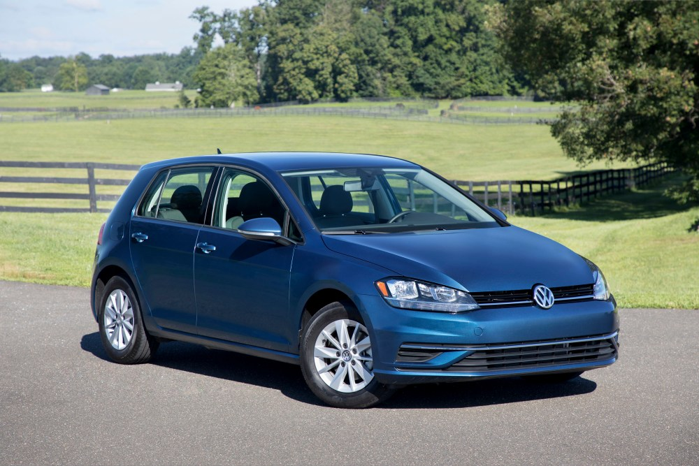 medium resolution of say goodbye to the affordable volkswagen golf as vw sends it upmarket top speed