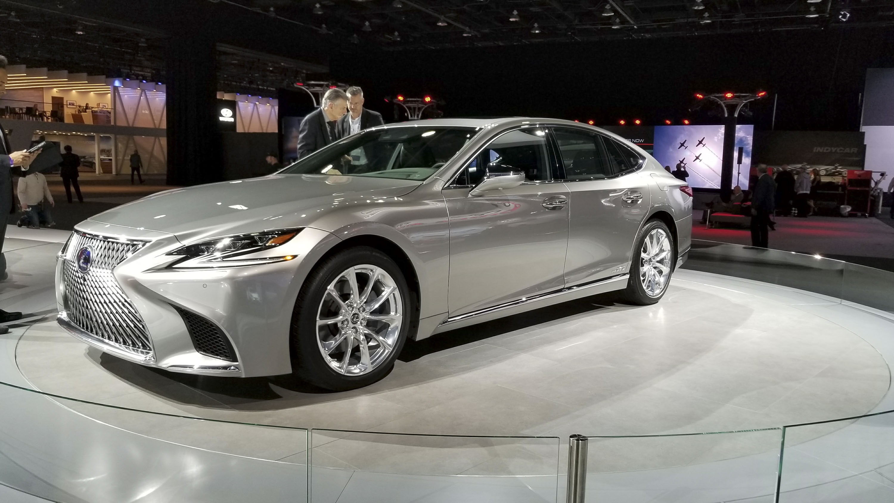 2018 Lexus LS Pricing Unveiled In Detroit Significantly More Affordable Than Mercedes SClass