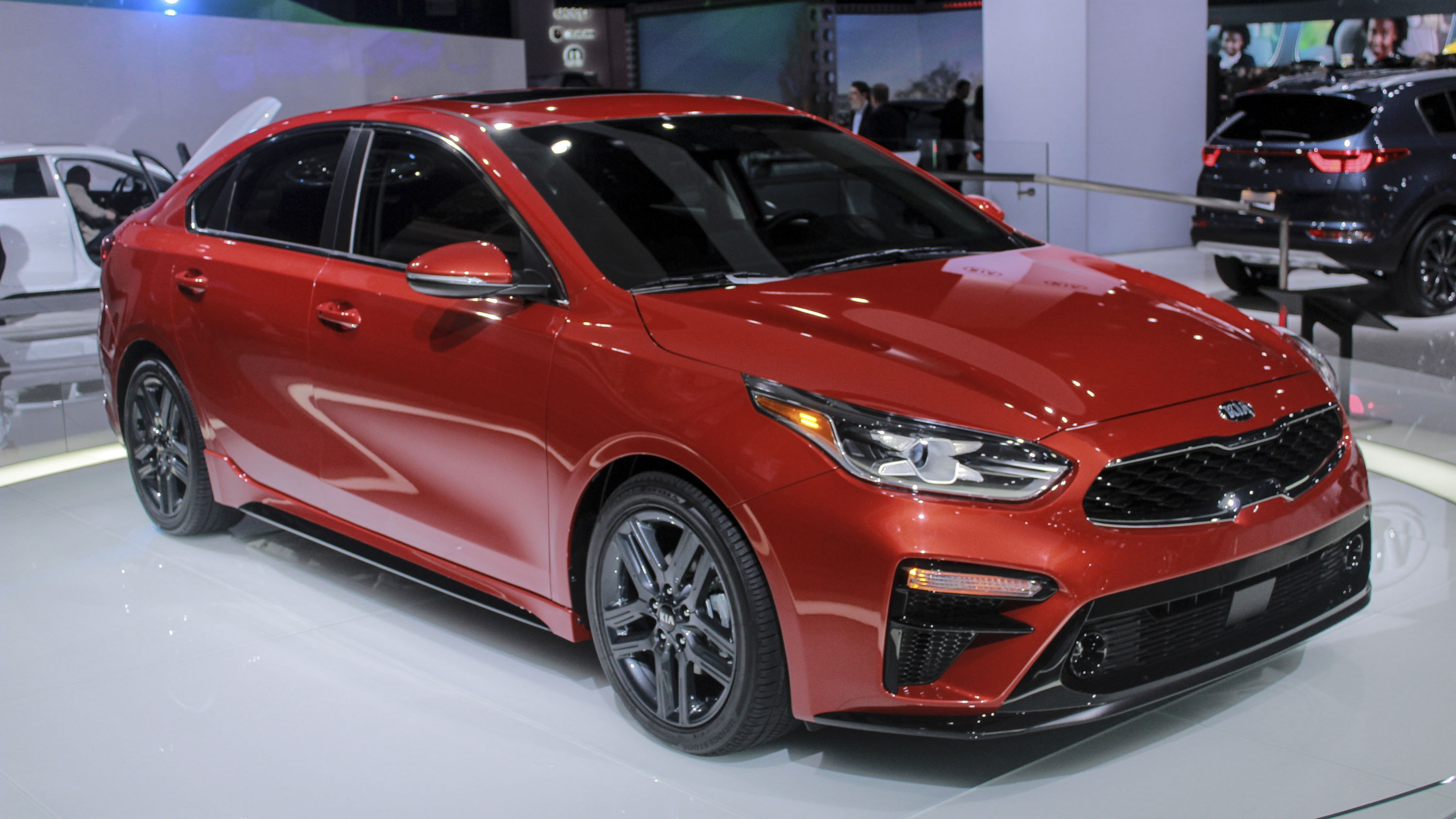 2019 Kia Forte  Top Speed