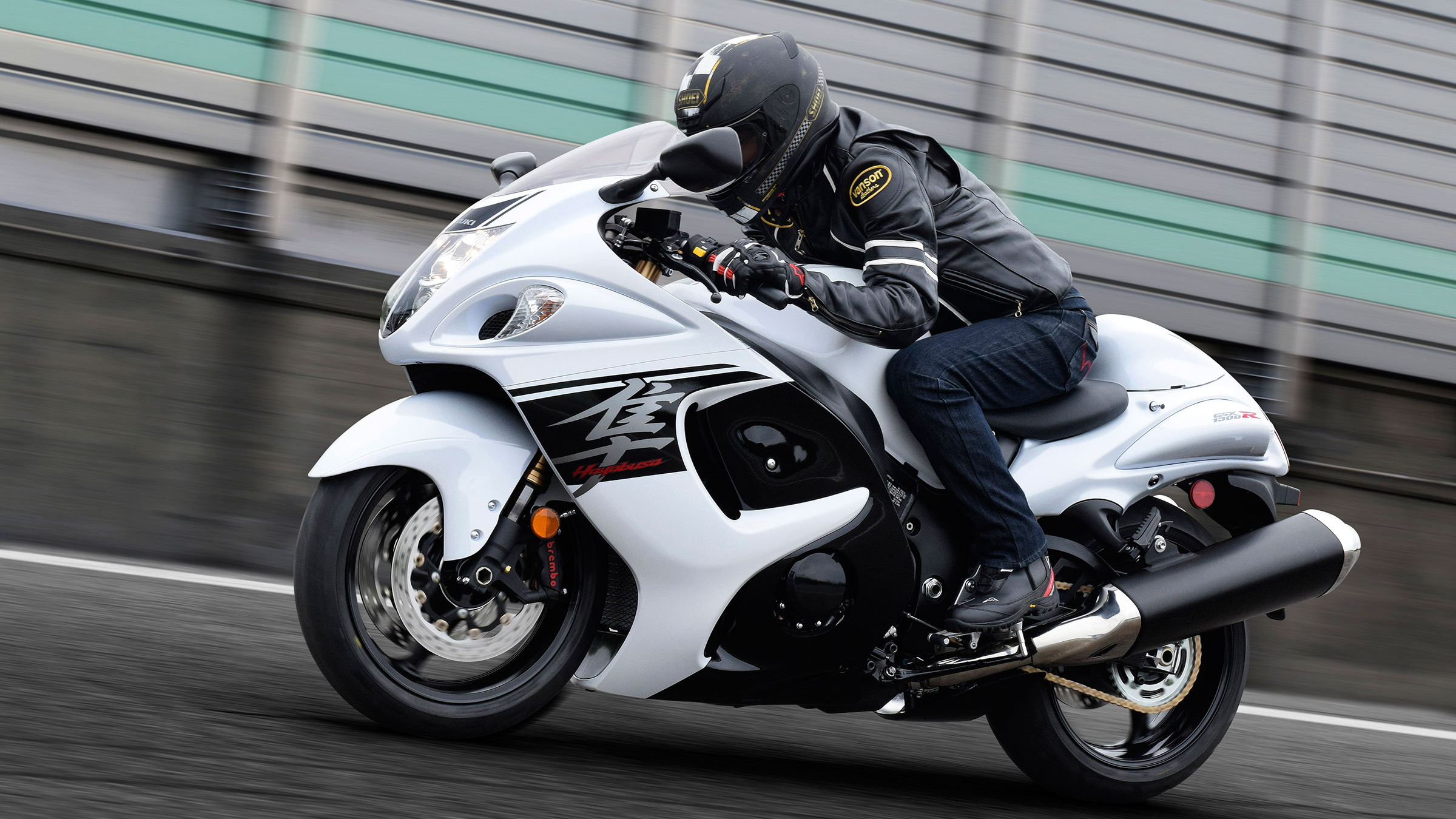 2016  2018 Suzuki Hayabusa  Top Speed