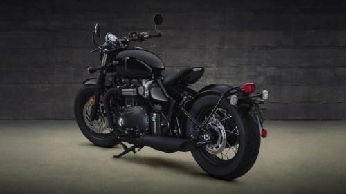 small resolution of 2018 triumph bonneville bobber black top speed