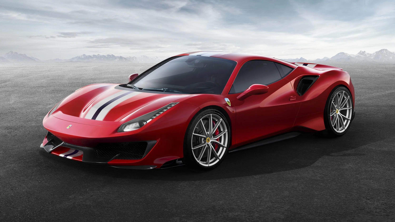 2018 Ferrari 488 Pista  Top Speed
