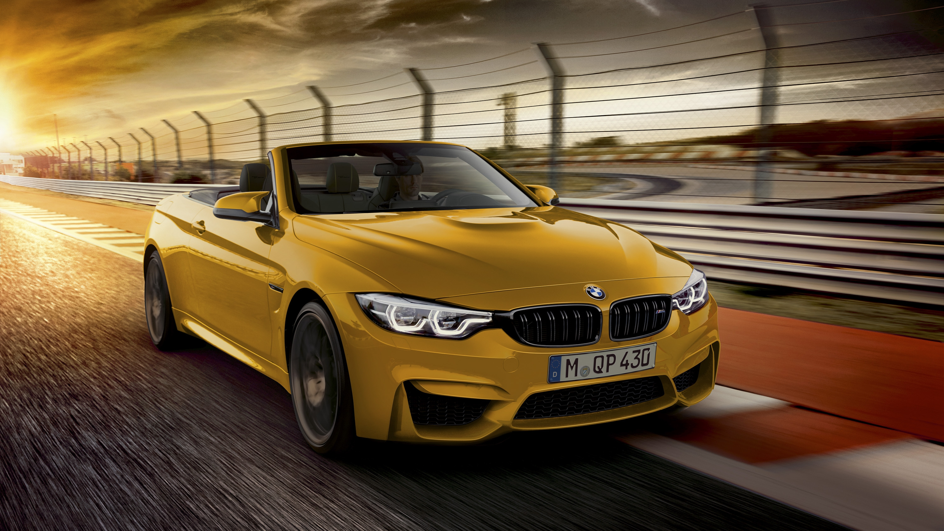 2018 Bmw M4 Convertible Edition 30 Jahre Pictures Photos