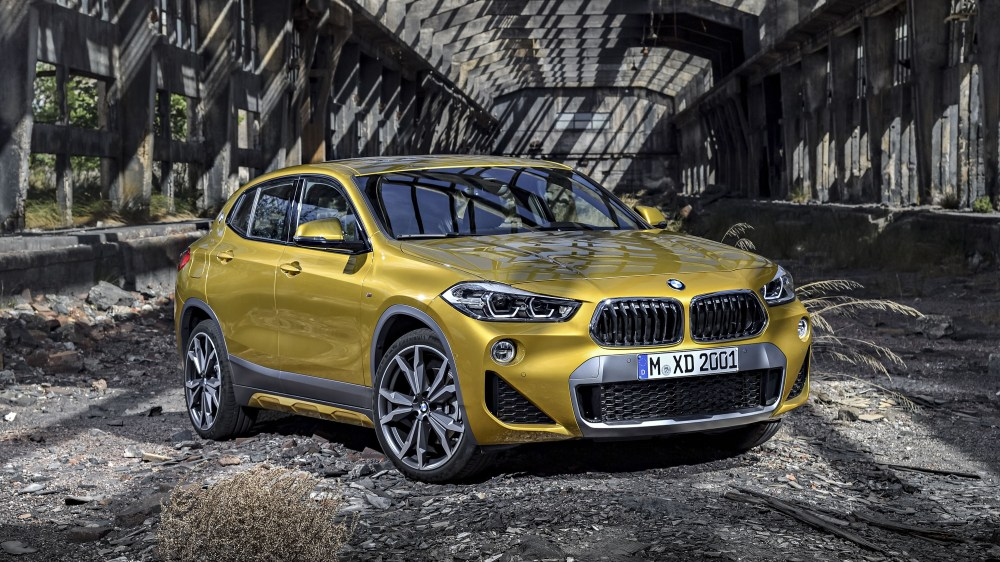 medium resolution of the front wheel drive bmw x2 doesn t deserve the hate it gets from purists top speed
