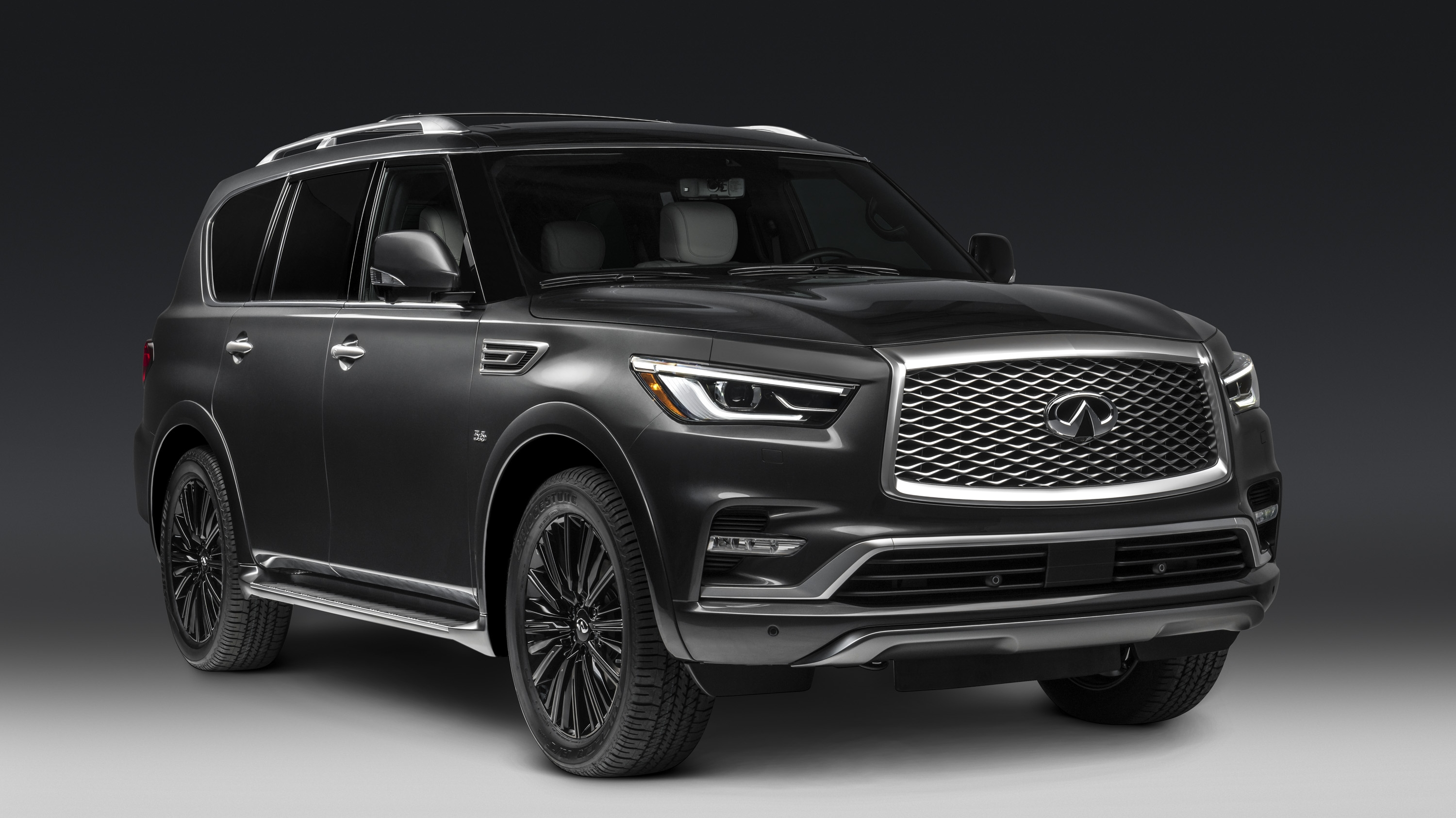 2019 Infiniti Qx80 Limited  Top Speed