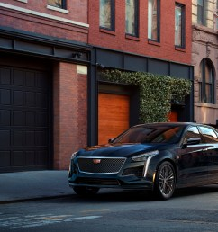 cadillac proves performance sedans aren t dead as the 2019 ct6 v sells out in a few hours [ 3000 x 1643 Pixel ]