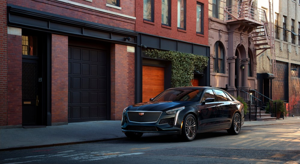 medium resolution of cadillac proves performance sedans aren t dead as the 2019 ct6 v sells out in a few hours