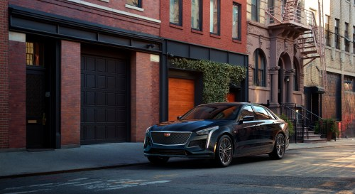 small resolution of cadillac proves performance sedans aren t dead as the 2019 ct6 v sells out in a few hours