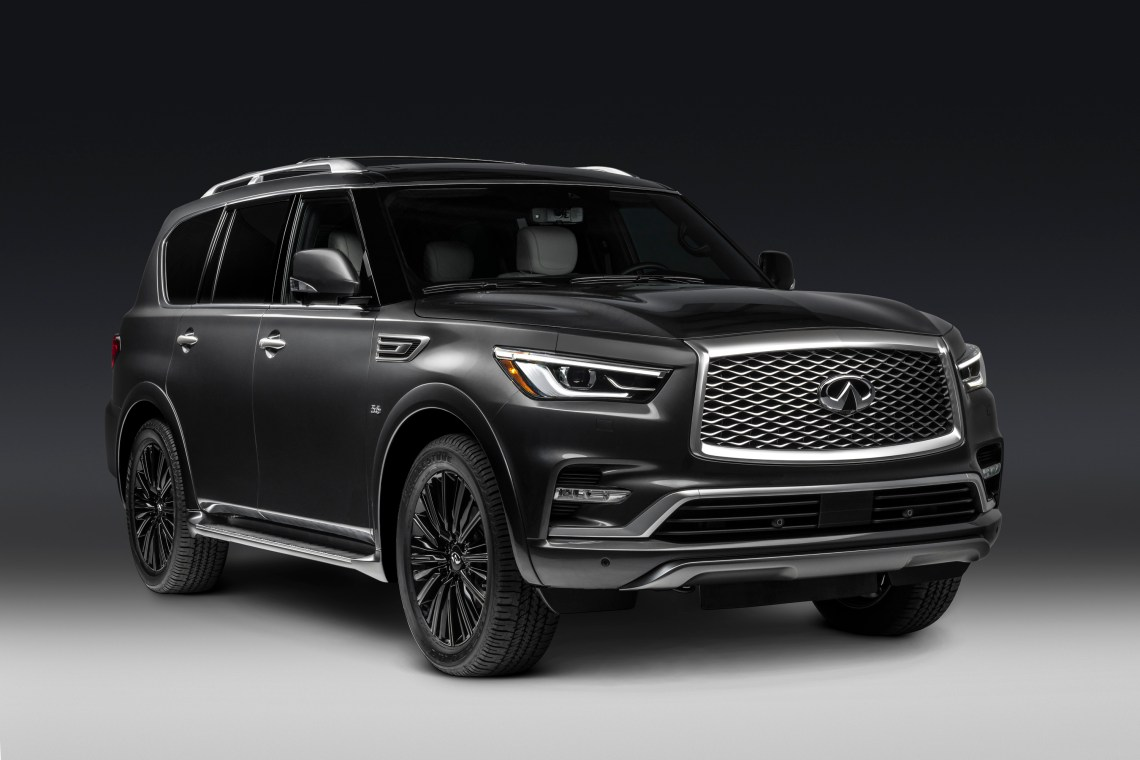 2019 infiniti qx80 limited review - top speed