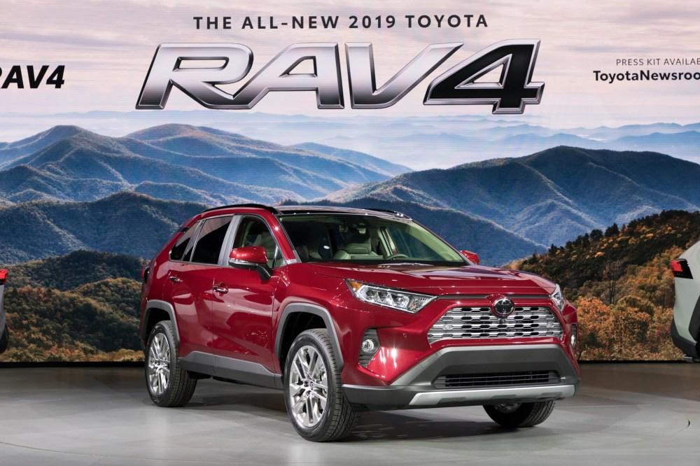 medium resolution of 2019 toyota rav4 top speed