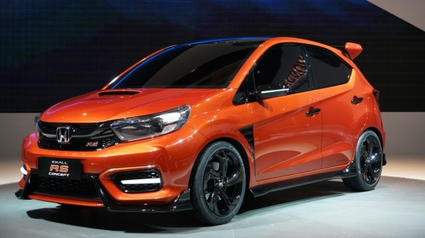 The Honda Small RS Concept Is Indonesia's Solution For A ...