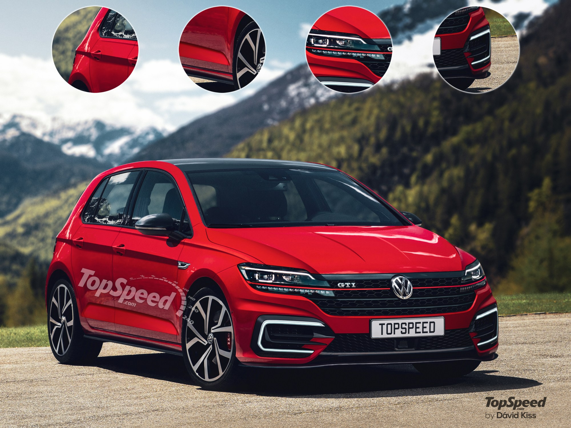 hight resolution of 2020 volkswagen golf mk8 gti top speed