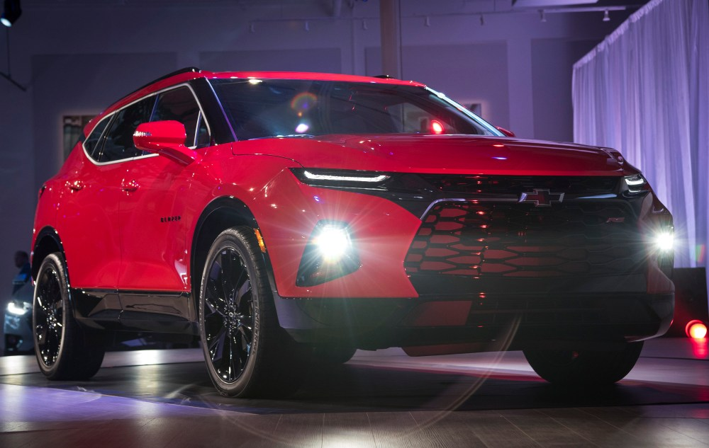 medium resolution of will there be a performance chevy blazer or an off road capable chevy blazer zr2 top speed
