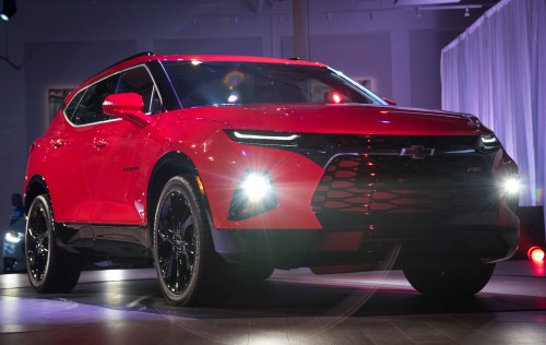 small resolution of will there be a performance chevy blazer or an off road capable chevy blazer zr2 top speed