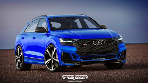 small resolution of audi q8