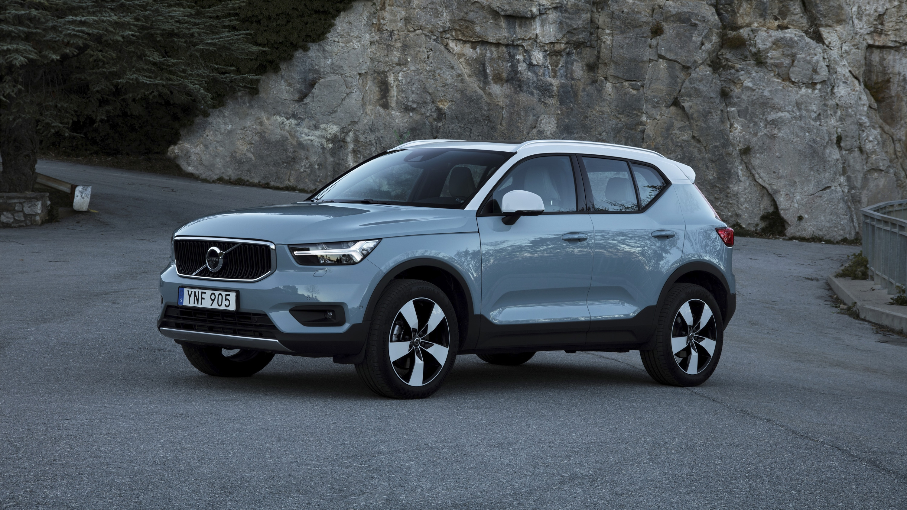 Volvo's First EV Will Be Derived From The XC40; Bolder EVs Will Carry Polestar Badge   Top Speed