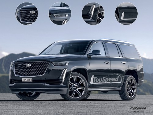 small resolution of 2020 cadillac escalade top speed