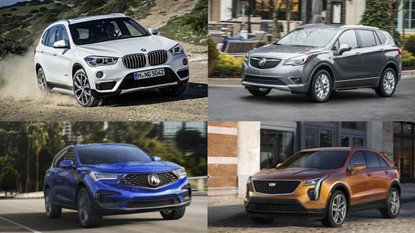 The Best 2019 Luxury SUVs Under $40,000 | Top Speed