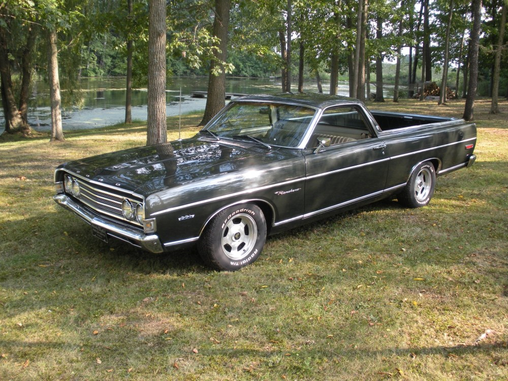 medium resolution of the ford ranchero america s iconic utility coupe top speed