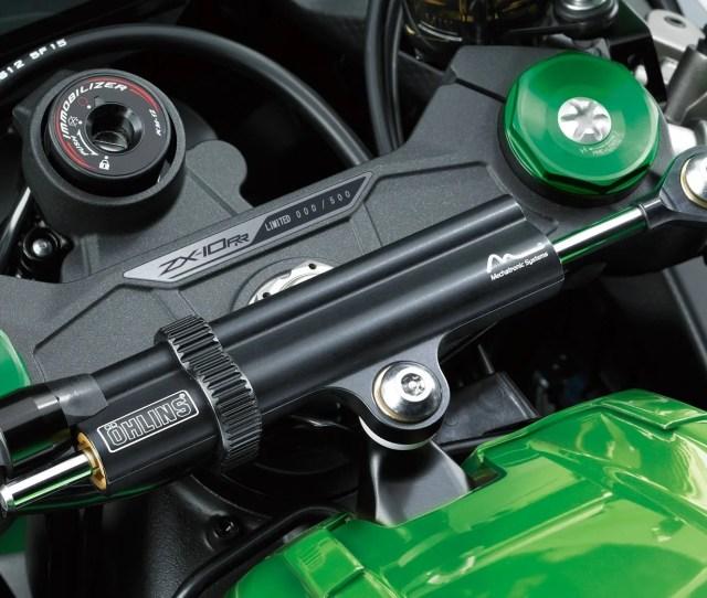 2019 Kawasaki Ninja Zx 10rr Top Speed