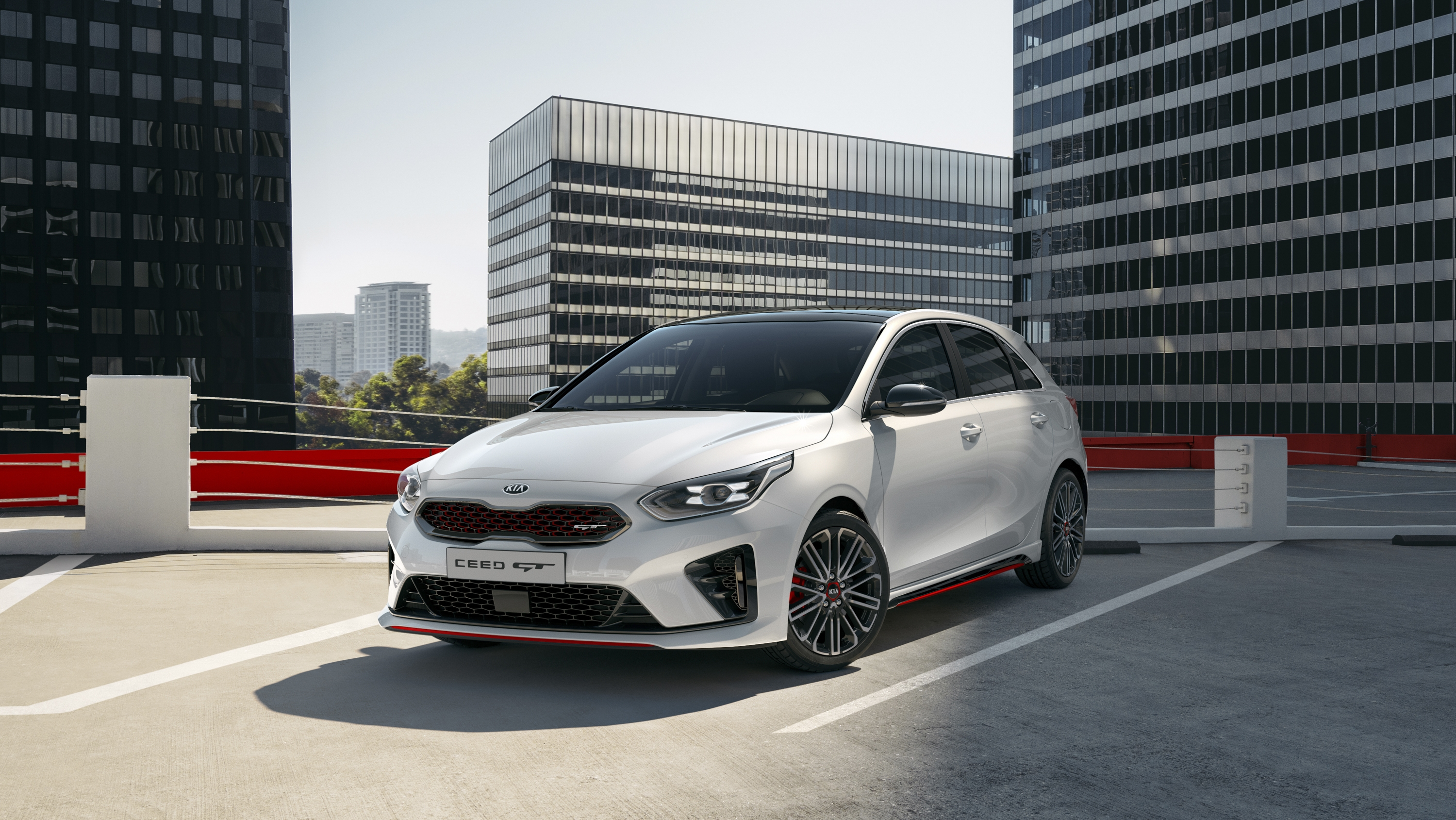 2019 Kia Ceed GT  Top Speed