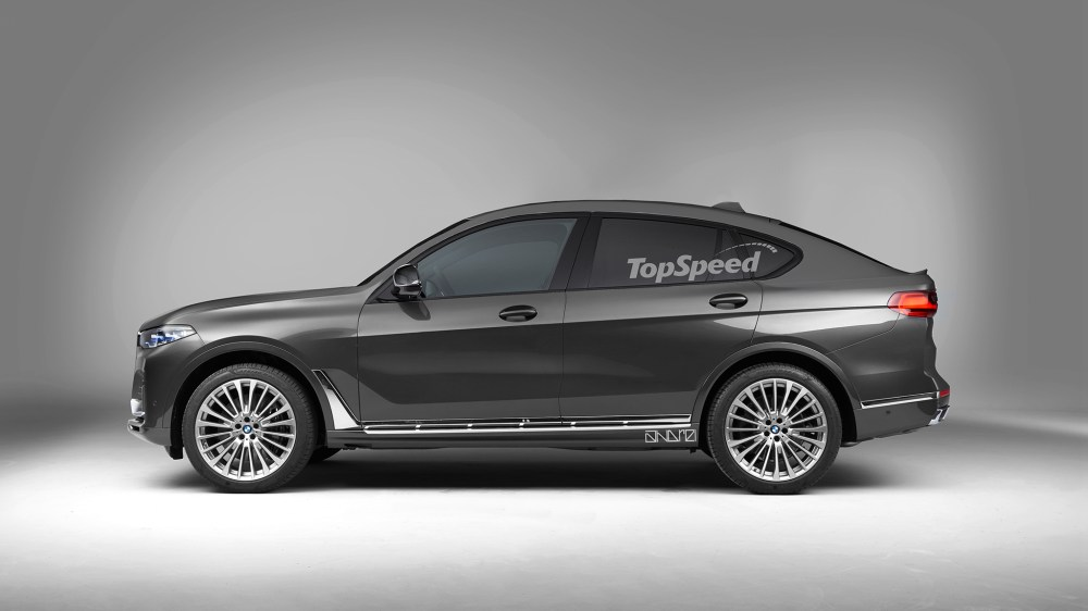 medium resolution of the 2020 bmw x8 is coming and this is what it may look like