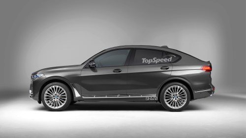 small resolution of the 2020 bmw x8 is coming and this is what it may look like