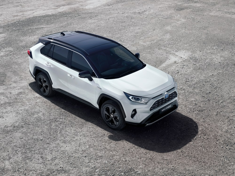 medium resolution of 2019 toyota rav4 hybird