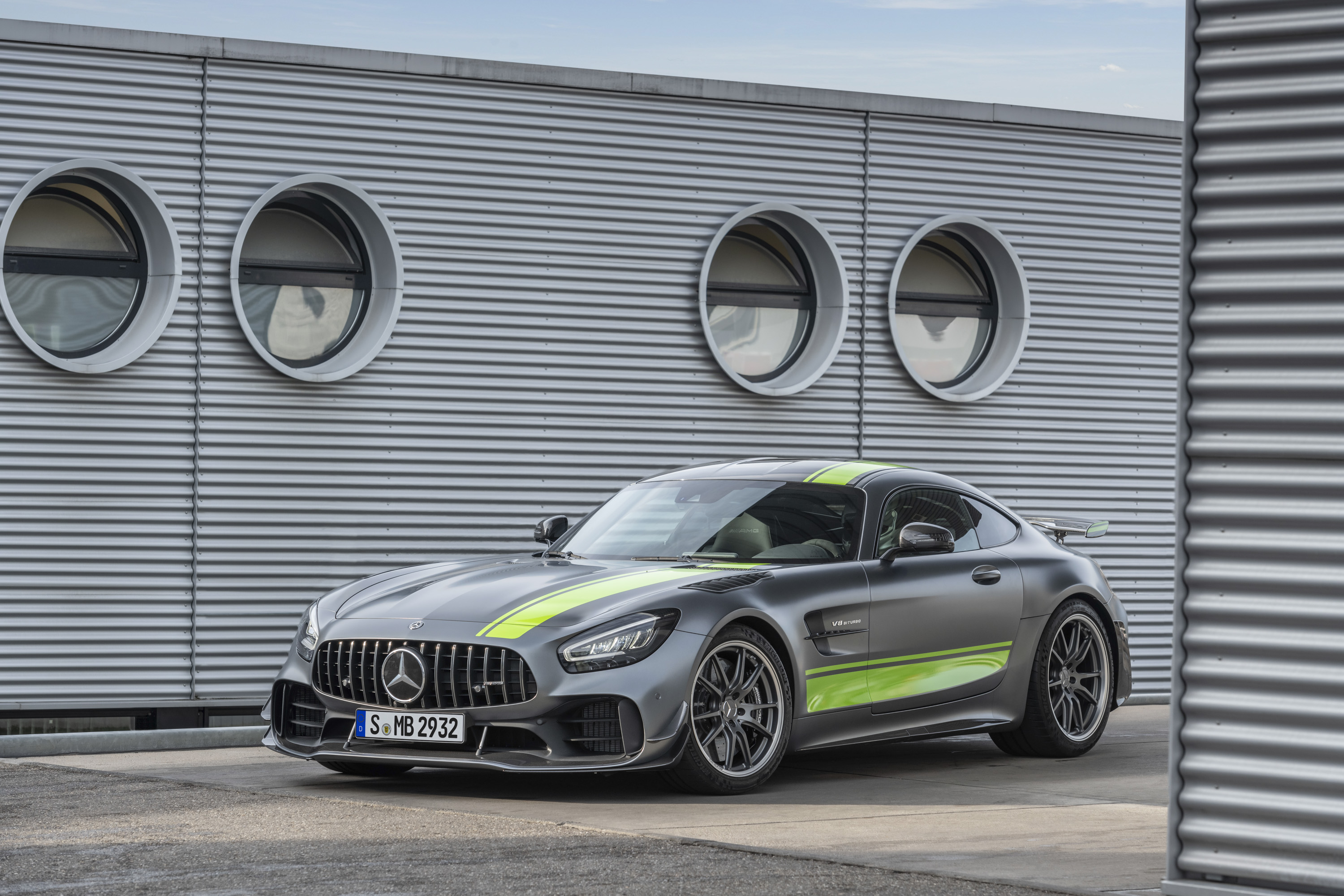 Wallpaper Of The Day 2020 Mercedes Amg Gt R Pro Top Speed