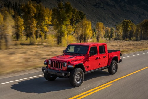 small resolution of jeep gladiator latest news reviews specifications prices photos and videos top speed