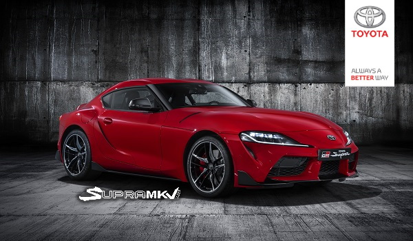 2020 Toyota Supra A90 Images Leaked Is This It Top Speed