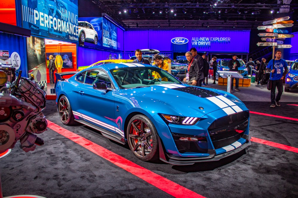 medium resolution of ford mustang shelby latest news reviews specifications prices photos and videos top speed