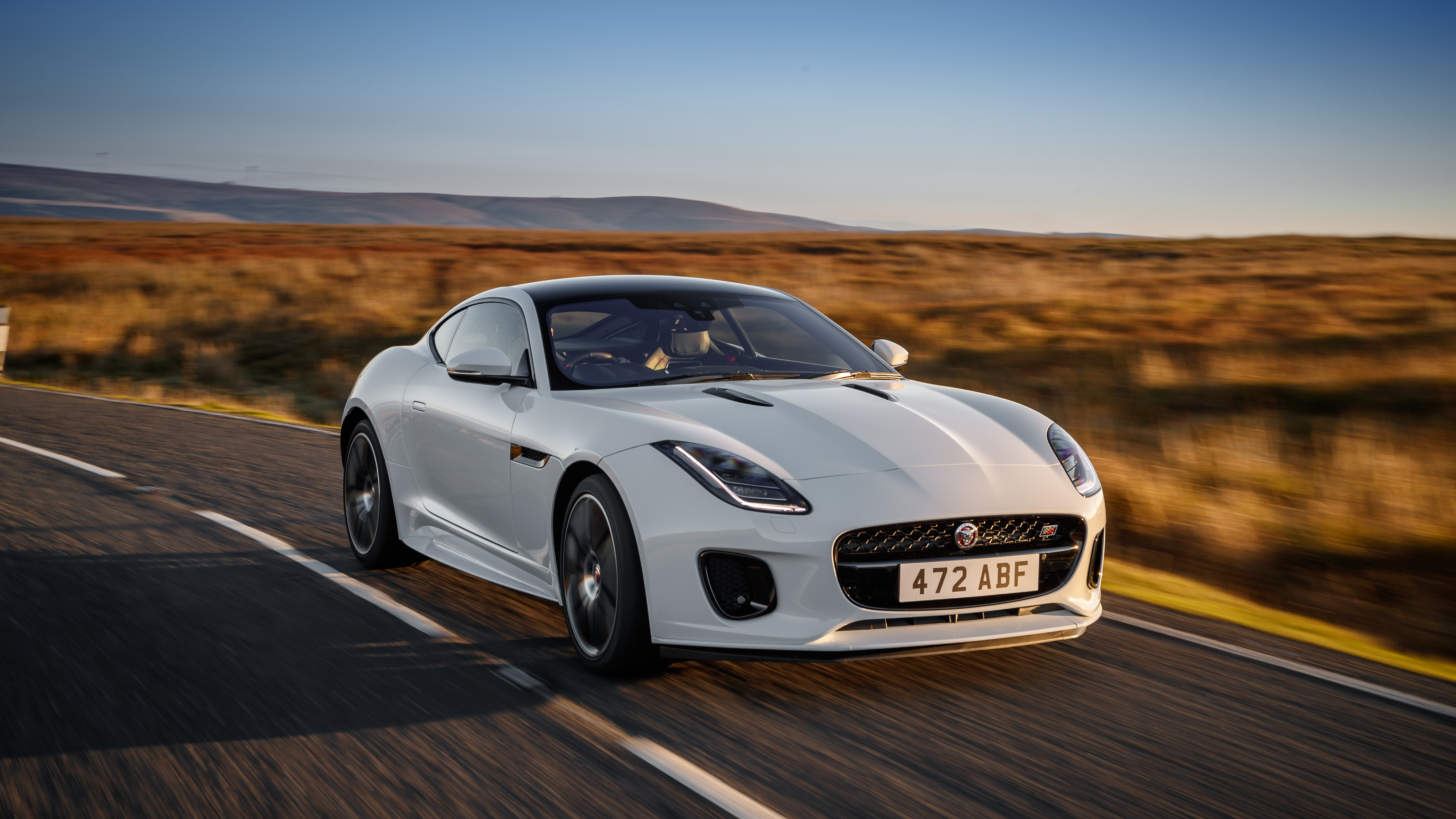 2019 Jaguar F Type Checkered Flag Limited Edition Coupe Top Speed