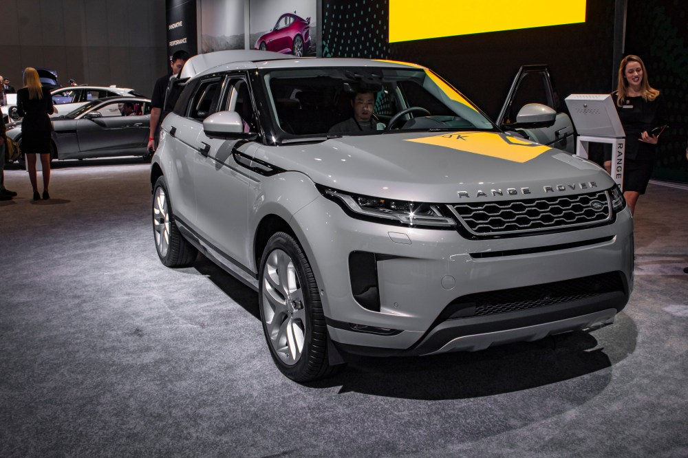 medium resolution of land rover range rover evoque latest news reviews specifications prices photos and videos top speed