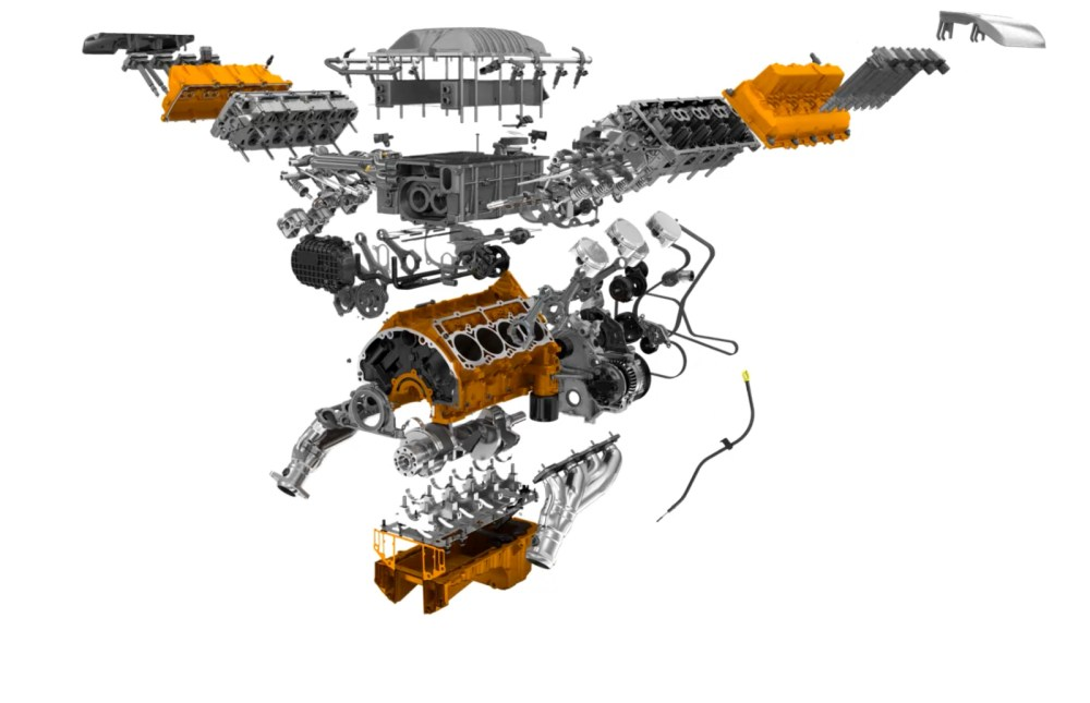 medium resolution of the hellcat engine will fit in the 2020 jeep gladiator and wrangler but jeep won t do it for one good reason top speed