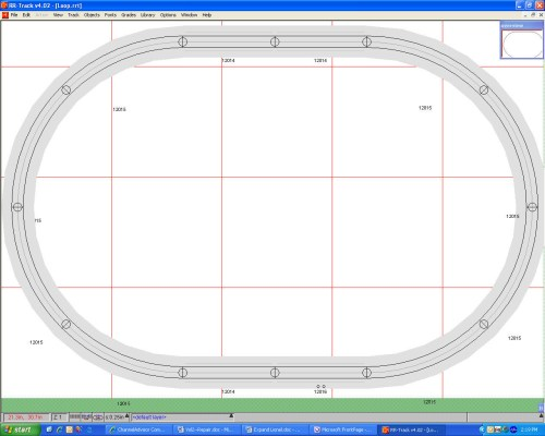 small resolution of  you would need to buy separate straight curved and other track sections and wing it in creating a larger setup but lionel now produces four