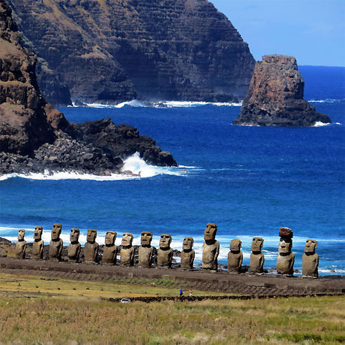 Easter Island  Torres del Paine Customizable Itinerary