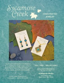 Sycamore Creek Catalog update and reprint