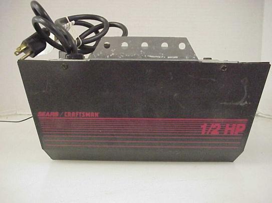 Sears Craftsman 12 HP Part 41A43157 Garage Door Opener Motor  eBay