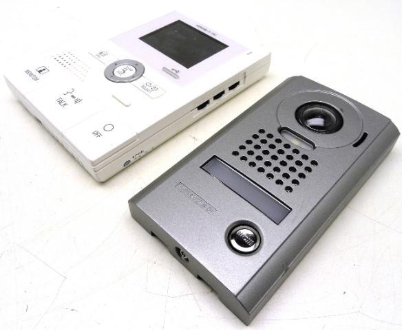 AIPhone JK-1MD/JK-DV Security Camera And Intercom Master