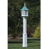 FANCY HOME PRODUCTS LAMP POST LP-5-66-RP DECORATIVE LAMP ...