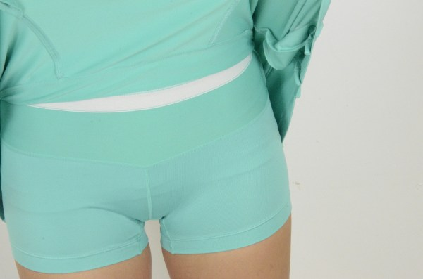Nike Power Pleated Knit Tennis Skirt Skort Mint Green