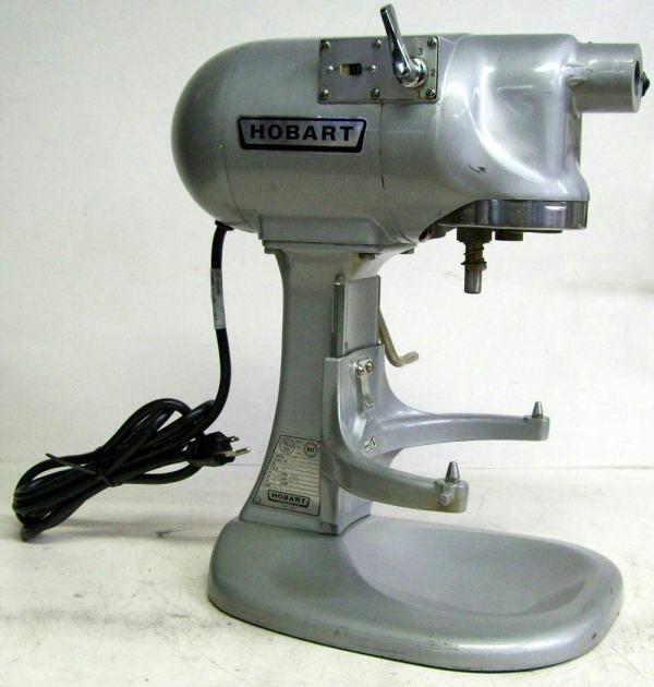 Hobart N50 5-qt 3-speed Mixer
