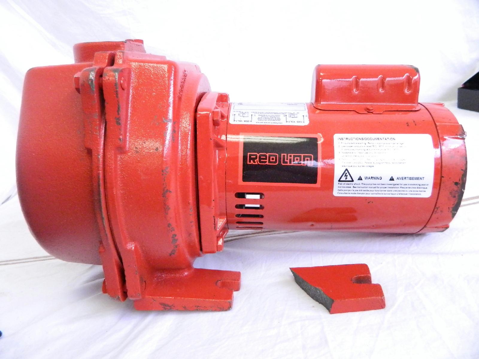 well pump not priming sagittal sheep brain diagram labeled as is local pickup red lion rlsp 75 3 4 hp self