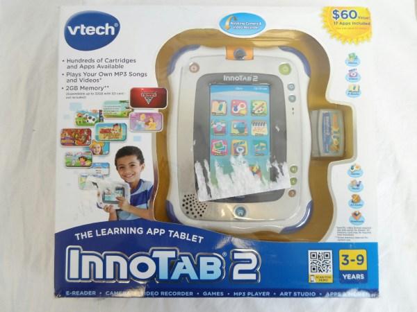 Vtech Innotab 2 Learning App Tablet Silver